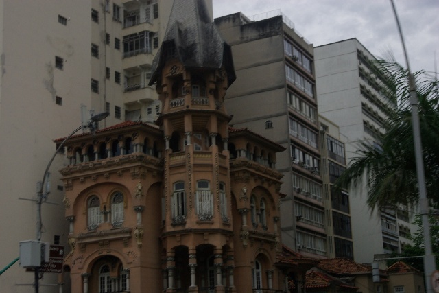 Rio de janeiro for Ouvrir une fenetre dos