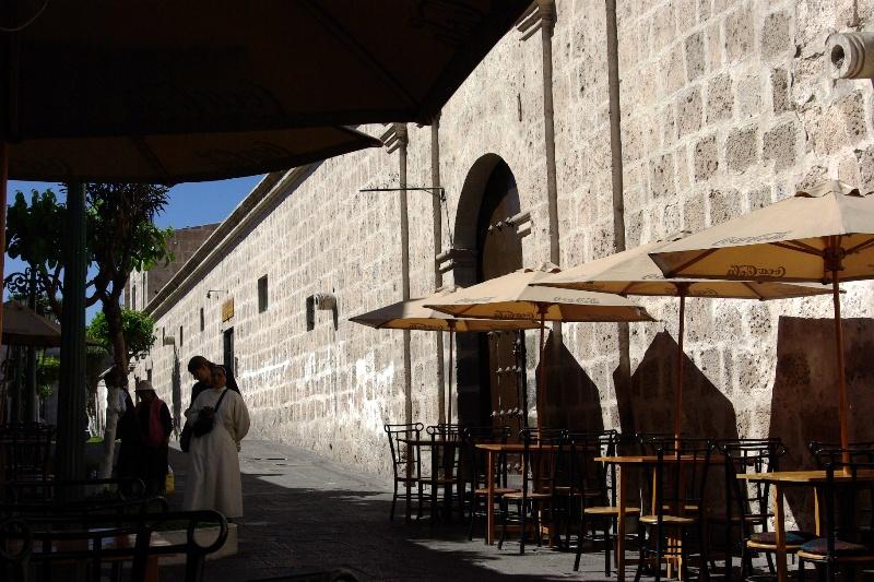 Arequipa for Fenetre sur pacifique