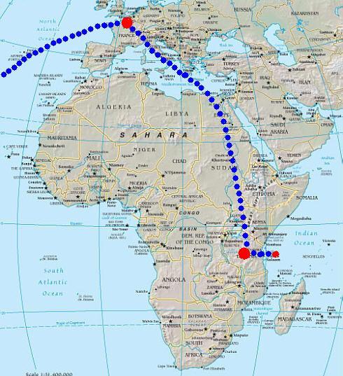 La Tanzanie et le Zanzibar